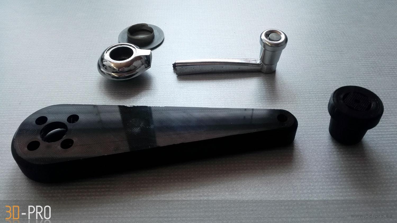 ersatzteile selber herstellen kurbel f r den china gartenschirm 3d pro eu. Black Bedroom Furniture Sets. Home Design Ideas